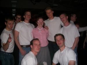 katherine pink dance men