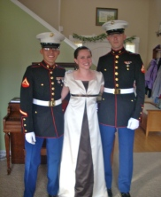 me and my marines!