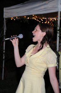 singer Sam Sara wedding