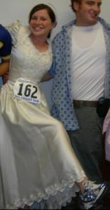 runaway bride!