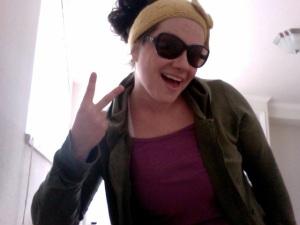 goofy girl