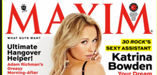 Maxim Magazine is...
