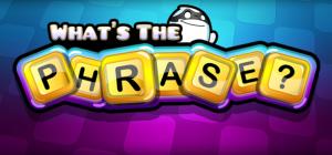what's phrase?