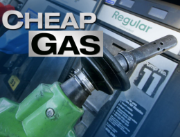 gas for cheaper