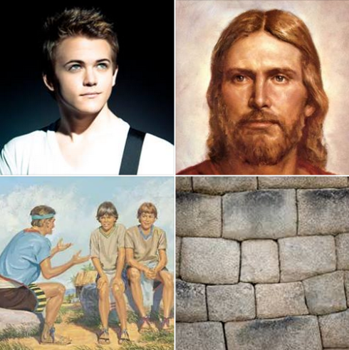 A foundation of faith:  Hunter Hayes and Helaman