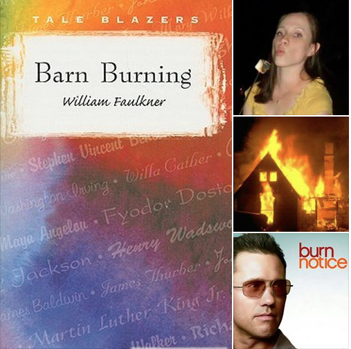 "son father relationship in barn burning William faulkner's book ""barn burning"" is unique in that it exposes historical background of justice system and ethical dilemmas that have always bogged down the systemthe book starts in a business store that doubles up as a courtroom it's is a classical history of the united states justice system during the 1800s."
