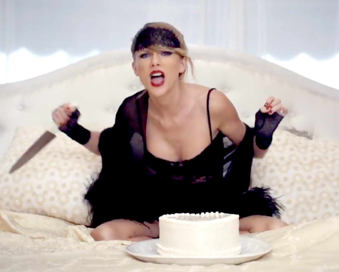 Taylor Swift S Blank Space Why Is Angry Sexy Why Is Violent